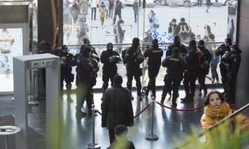 Активисты «Сокола» ушли из ТРЦ Ocean Plaza, но обещали вернуться
