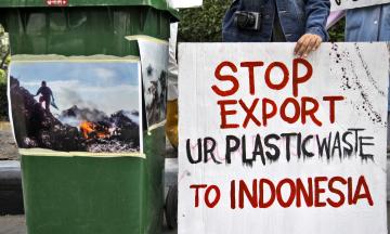 Індонезія повернула Франції та Гонконгу сім контейнерів із пластиком і токсичними відходами. На черзі — сміття зі США, Австралії та Німеччини