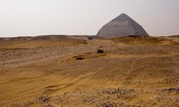 В Єгипті вперше відкрили для туристів Ламану піраміду