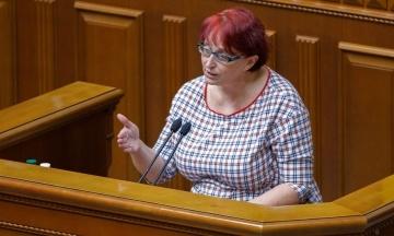 Комітет Ради рекомендує усунути «слугу» Третьякову від засідань за слова про смерть Полякова