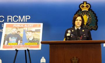 Поліція Канади виявила тіла юнаків, підозрюваних у загадкових убивствах у Британській Колумбії