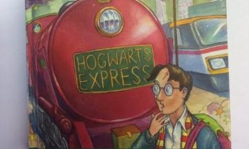 Перше видання книги «Гаррі Поттер і філософський камінь» продали за $90 тисяч