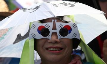 У Південній Кореї протестують проти торгових обмежень з боку Японії