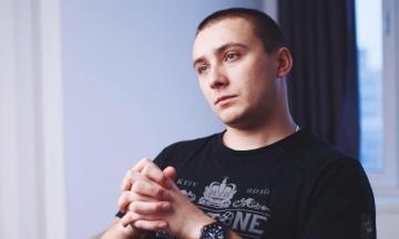 Активист Стерненко заявил, что нападавший на него скрывается в Германии