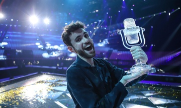 «Євробачення-2019»: переможцем став Дункан Лоуренс з Нідерландів