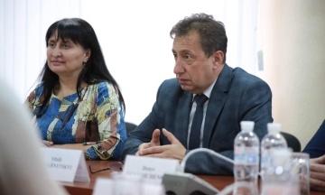 Кабмін погодив звільнення голови Луганської ОДА
