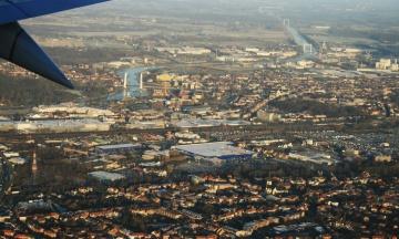 Авіакомпанія Brussels Airlines заходить в Україну. 17 жовтня очікується перший рейс з Брюсселя в «Бориспіль»