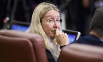 Суд заборонив Супрун виконувати обов'язки міністра охорони здоров'я