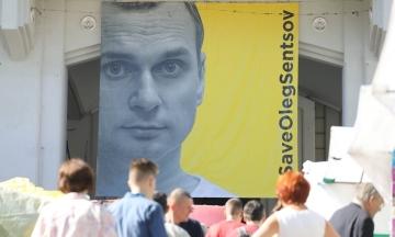 Российская партия просила Путина помиловать режиссера Сенцова. В Кремле отказали