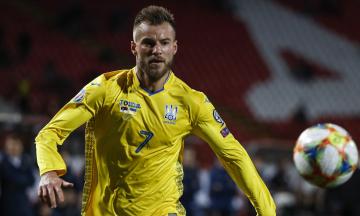Отбор на ЧМ-2022: Украина сыграла вничью с Боснией и Герцеговиной