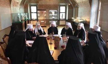 Синод Православної церкви України сформував нову єпархію. Її очолив екс-митрополит УПЦ Московського патріархату Драбинко