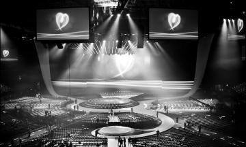 Организаторы опубликовали фото главной сцены «Евровидения-2019» в Тель-Авиве