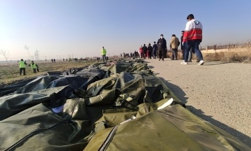 Україна просить у Канади аудіозапис про можливе навмисне знищення літака МАУ в Ірані