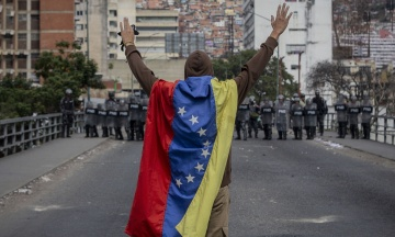 Німеччина виділить €5 млн на гуманітарну допомогу для Венесуели