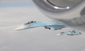 В Житомирской области разбился самолет Су-27, летчик погиб
