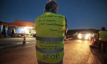 Протести «жовтих жилетів» у Франції. Загинула шоста людина