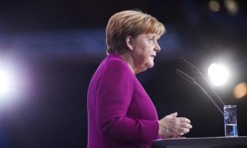 Меркель заявила о введении санкций в отношении России за нарушение норм международного права
