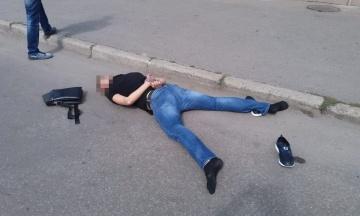 У Харкові співробітники СБУ застрелили АТОшника. Він виявився здирником