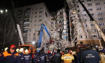 Вибух у Магнітогорську: вісім загиблих, рятувальники бояться обвалу. Останні дані