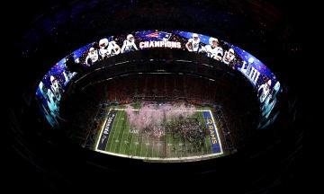 Супербоул у США: «Нью-Інгленд Петріотс» вшосте стали чемпіонами Національної футбольної ліги