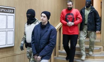 Українські моряки відмовилися свідчити у московському суді. На засідання приїхали дипломати зі США та Європи