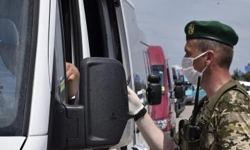 В Україні через негоду не працює пункт пропуску на кордоні з Угорщиною