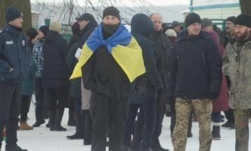 В Житомирской области не пустили в храм священников УПЦ МП