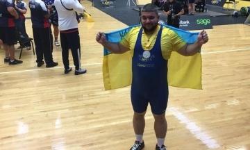 Ветеран АТО здобув срібну медаль для України на «Іграх нескорених»