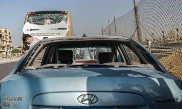 В Єгипті біля автобуса з туристами стався вибух. Поранено 17 людей