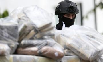 У Києві працівники поліції вилучили 400 кг кокаїну на $60 мільйонів