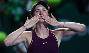 Світоліна виграла Підсумковий турнір WTA. Першою з українок
