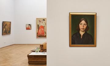 У Києві відкрилася експозиція «Український модернізм»: на ній показують понад 100 робіт першої третини ХХ століття. Ось яких художників там можна побачити