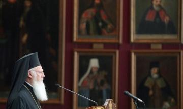 «Російська церква чинить тиск на українських священиків». Патріарх Варфоломій пояснив, чому Константинополь дасть автокефалію УПЦ