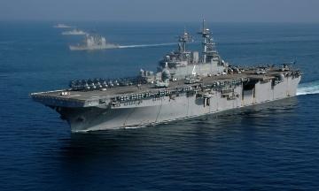 США збили іранський безпілотник в Ормузькій протоці. Дрон наблизився до корабля на 900 м, Трамп назвав це «провокацією»