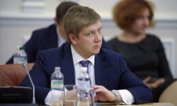 Коболев: Транзит газа по территории Украины может составить 75 млрд куб. м