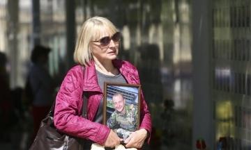У Києві пройшла урочиста Хода матерів загиблих бійців ЗСУ