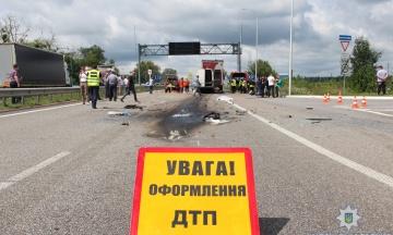 ДТП на Житомирщині: власника маршрутки взяли під домашній арешт