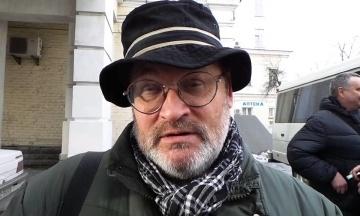 Справа Вишинського: прокуратура підозрює автора сайту «Антифашист» у зазіханні на цілісність України