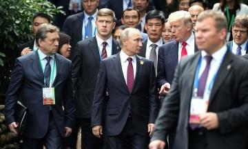 Reuters: Трамп встретится с Путиным 1 декабря в кулуарах G20