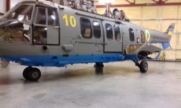 Аваков показав перші французькі гелікоптери Airbus. Україна отримає їх у грудні