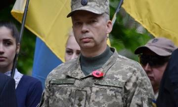 Порошенко призначив нового командувача ООС. Наєва замінить генерал-лейтенант Олександр Сирський