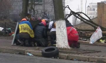 Екс-керівник спецпідрозділу «Омега» дав свідчення у справі про розстріли на Майдані