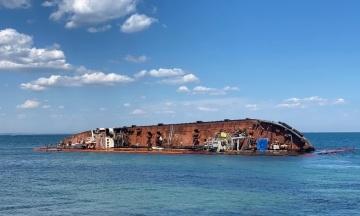 Власника затонулого танкера Delfi зобов'язали виплатити Адміністрації морпортів майже 3 млн гривень