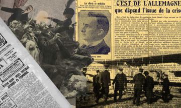 За день до Першої світової: загроза громадянської війни в Ірландії, гучне вбивство у Франції, нова церква на Філіппінах і фільм Чапліна. Що відбувалося 27 липня 1914 року