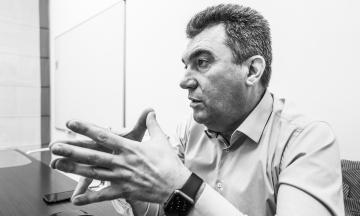 Секретарь СНБО Данилов возложил на Францию и Германию ответственность за нападение России на Грузию и оккупацию Крыма