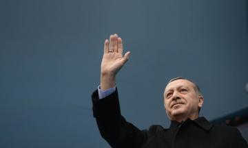 Ердоган назвав слова Байдена про Путіна-вбивцю неприйнятними. Він також схвалив реакцію глави Кремля