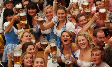 У Мюнхені розпочався Oktoberfest