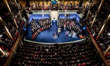 Церемонію вручення Нобелівської премії скасували другий рік поспіль через пандемію