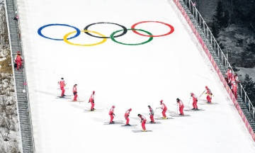 У Держдепі заявили, що обговорюють можливість бойкоту зимової Олімпіади-2022 в Пекіні