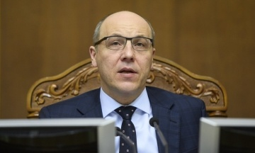 Спікер Ради Парубій про можливу відставку: Після підпису закону про українську мову